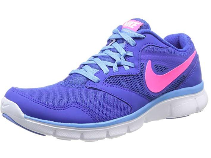 Nike W FLX Experience RN 3 MSL - Zapatillas para Mujer, Color Azul. Talla 41 y 42.
