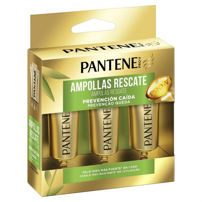 Ampollas Pantene Prevención Caida 3x15ml