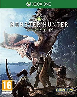 Monster Hunter World a buen precio (Xbox one)