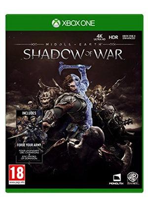 La Tierra Media: Sombras de Guerra - Xbox One (Físico)