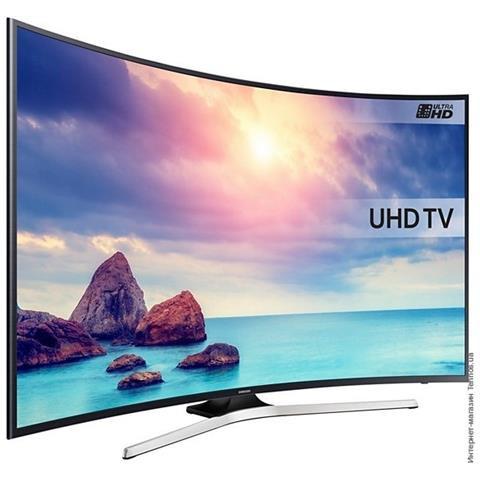 Samsung 4k 55' pantalla curva