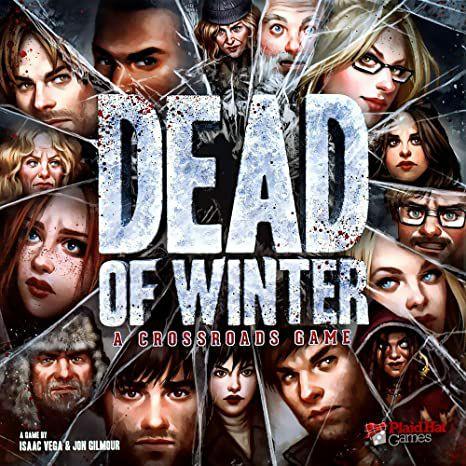 EDGE - Dead of Winter - Juego de mesa