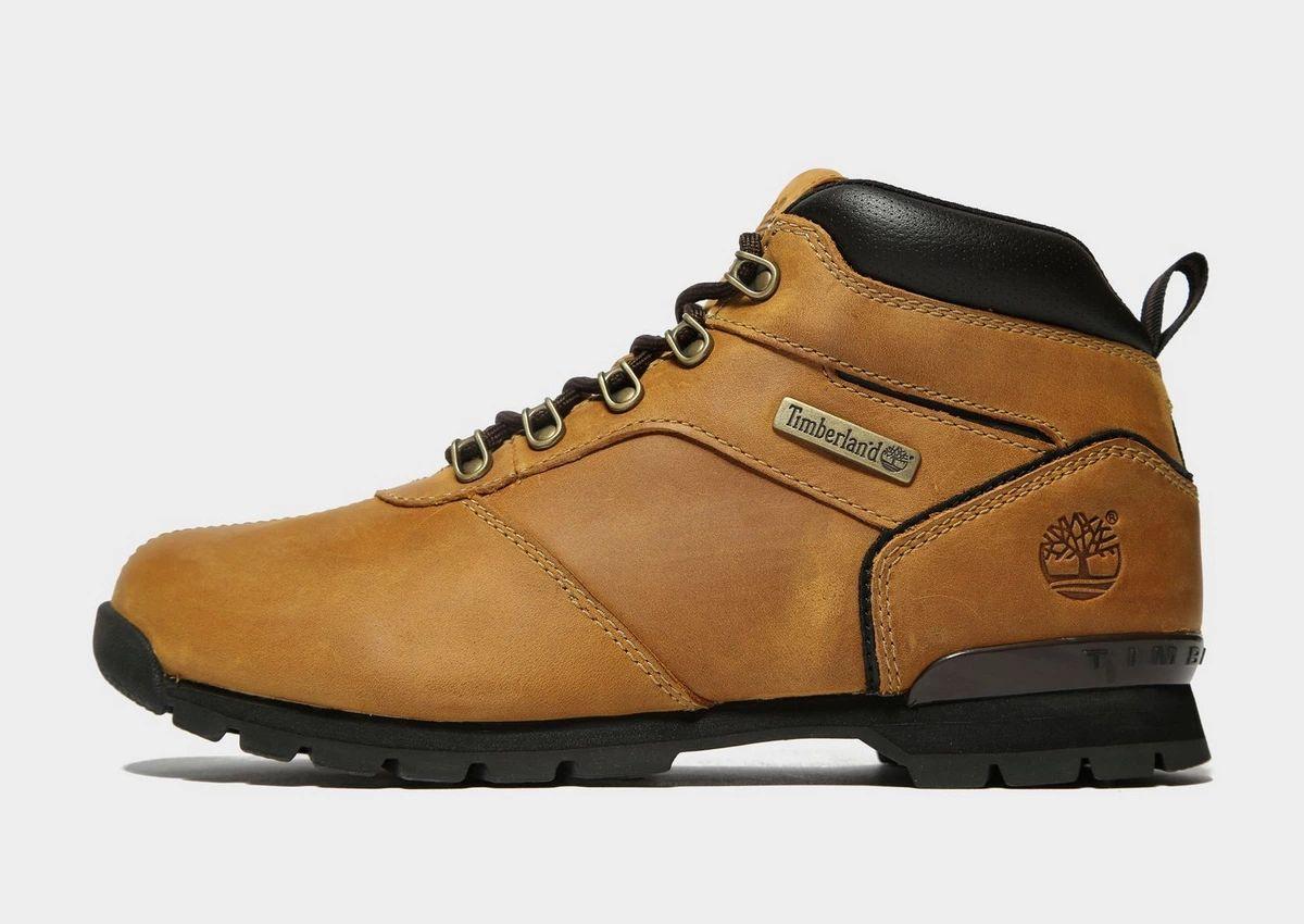 ¡¡Chollo!! Botas de montaña de cuero para hombre Timberland Splitrock 2 sólo 75 euros