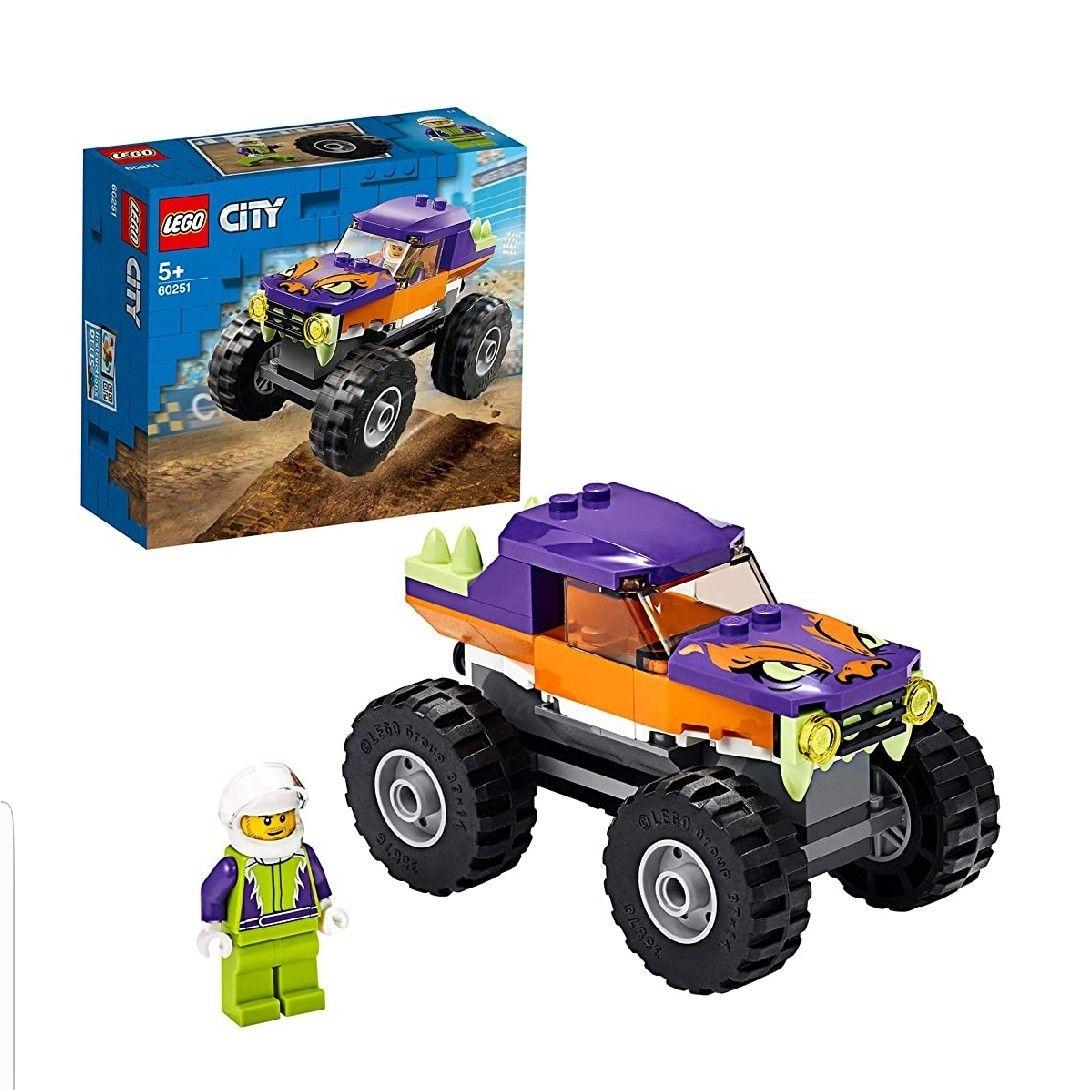 Lego City Great Vehicles.