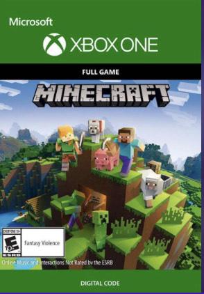 Minecraft (Xbox One) Xbox Live Key GLOBAL