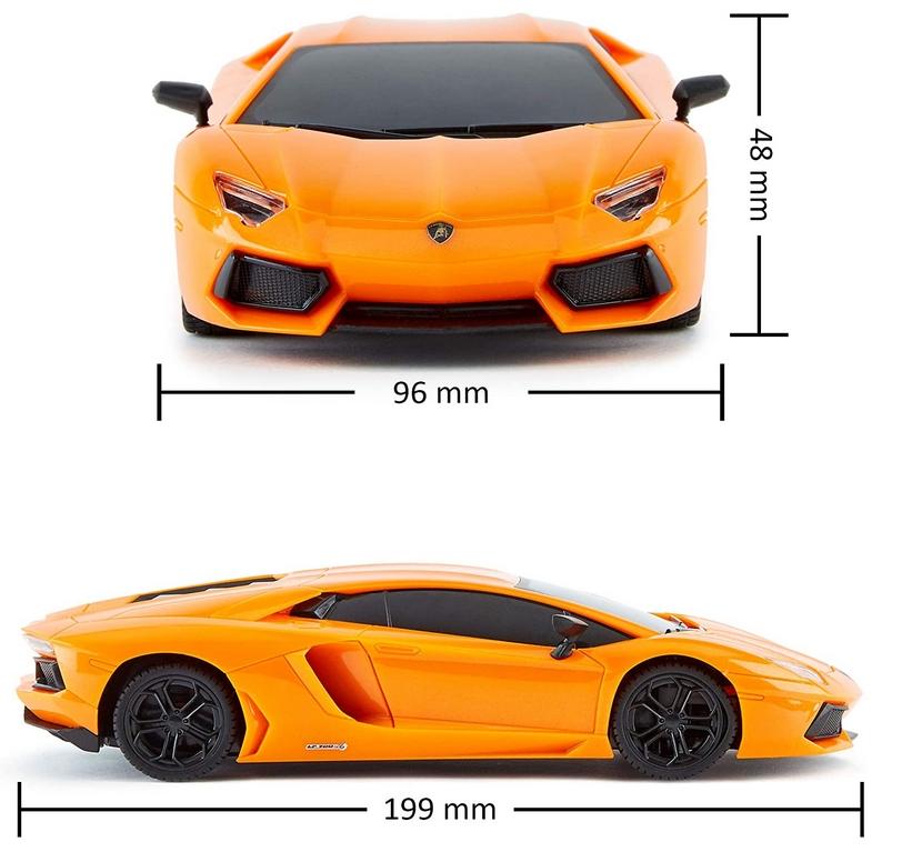Lamborghini Aventador (TELEDIRIGIDO) (REACO)