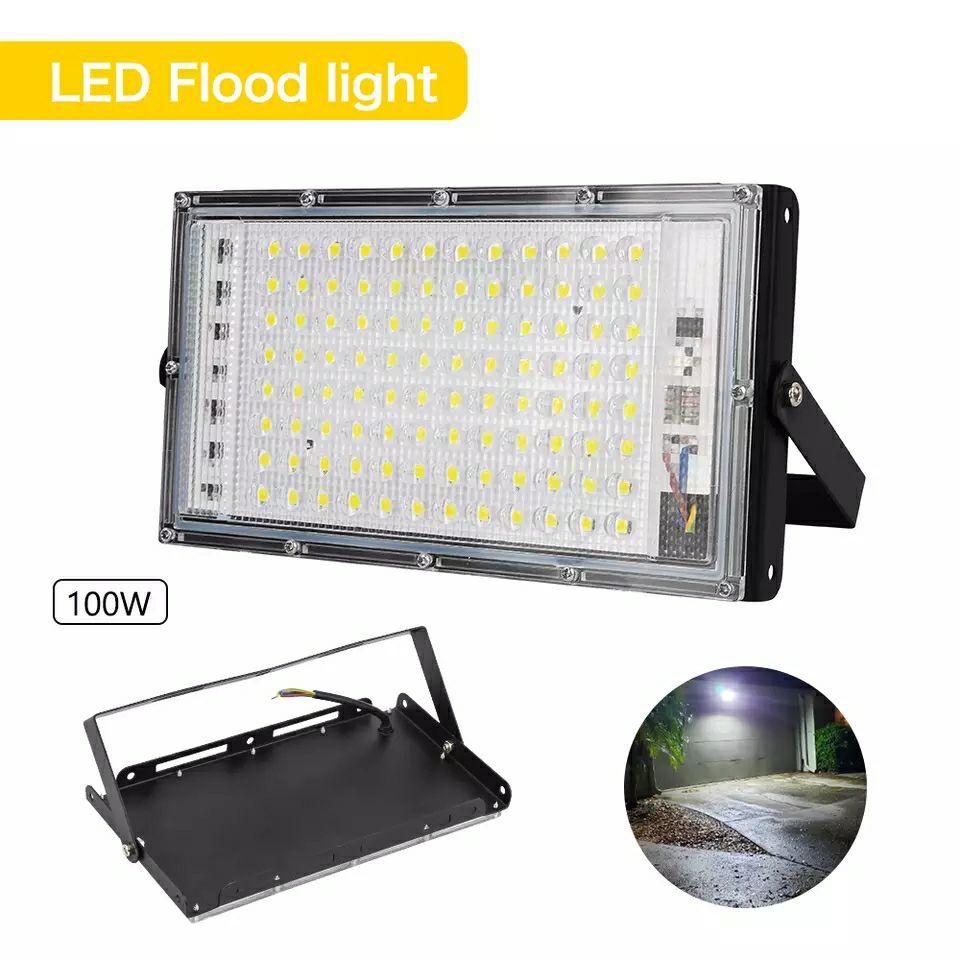 Foco de LED 100W IP65