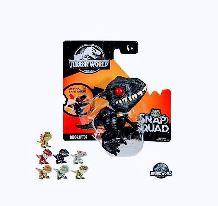 Mattel-Jurassic World Dino Bocazas.