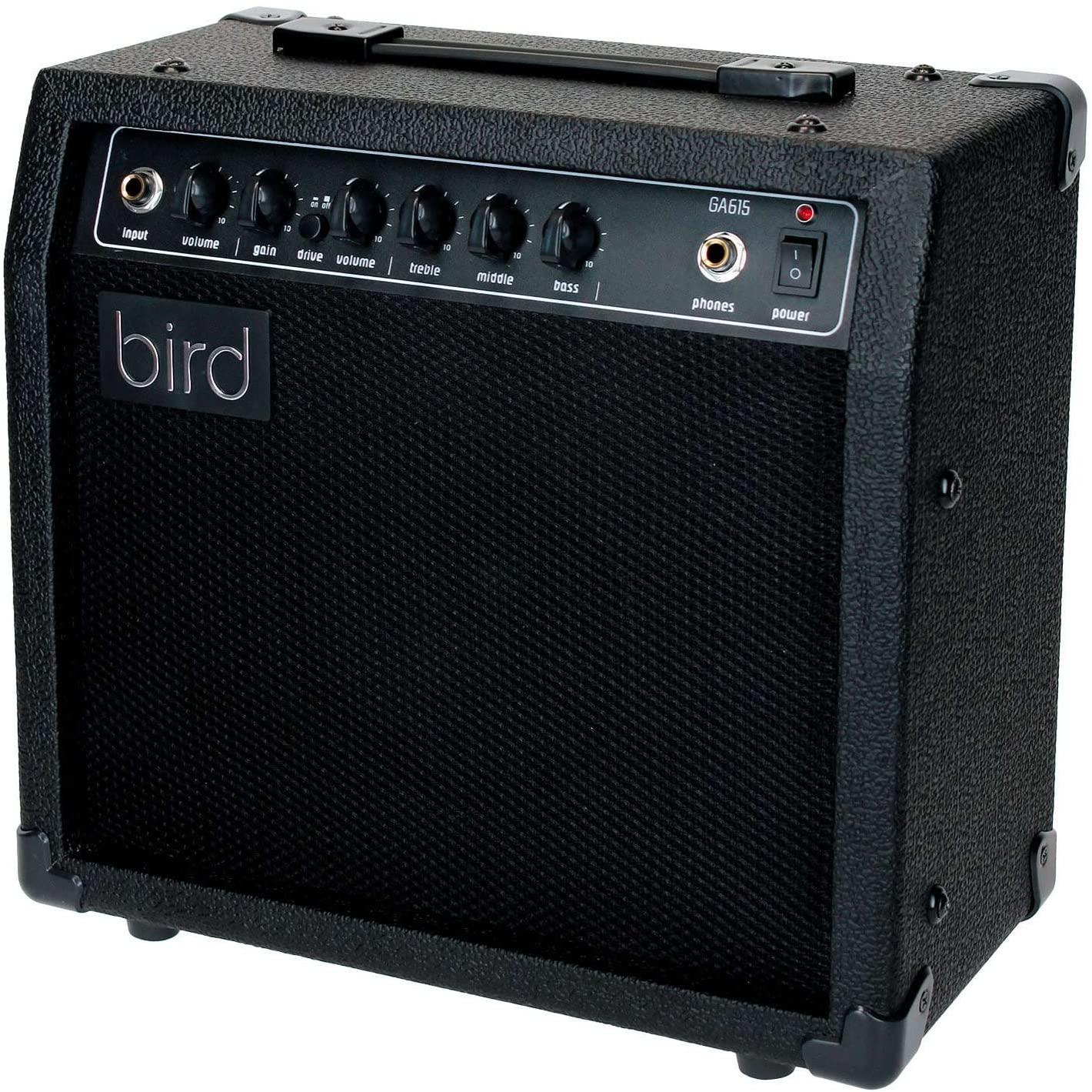 Bird ga615 amplificador para guitarra eléctrica