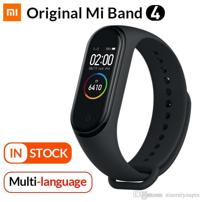 Xiaomi Mi Smart Band 4 (Envío desde España)