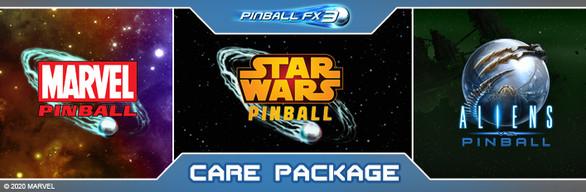 Pinball FX3 Care Package GRATIS en Steam