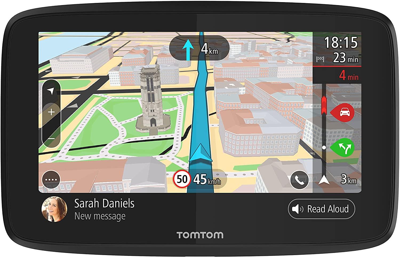 Navegador GPS TomTom GO 620 con mapas y radares para siempre por 159 €