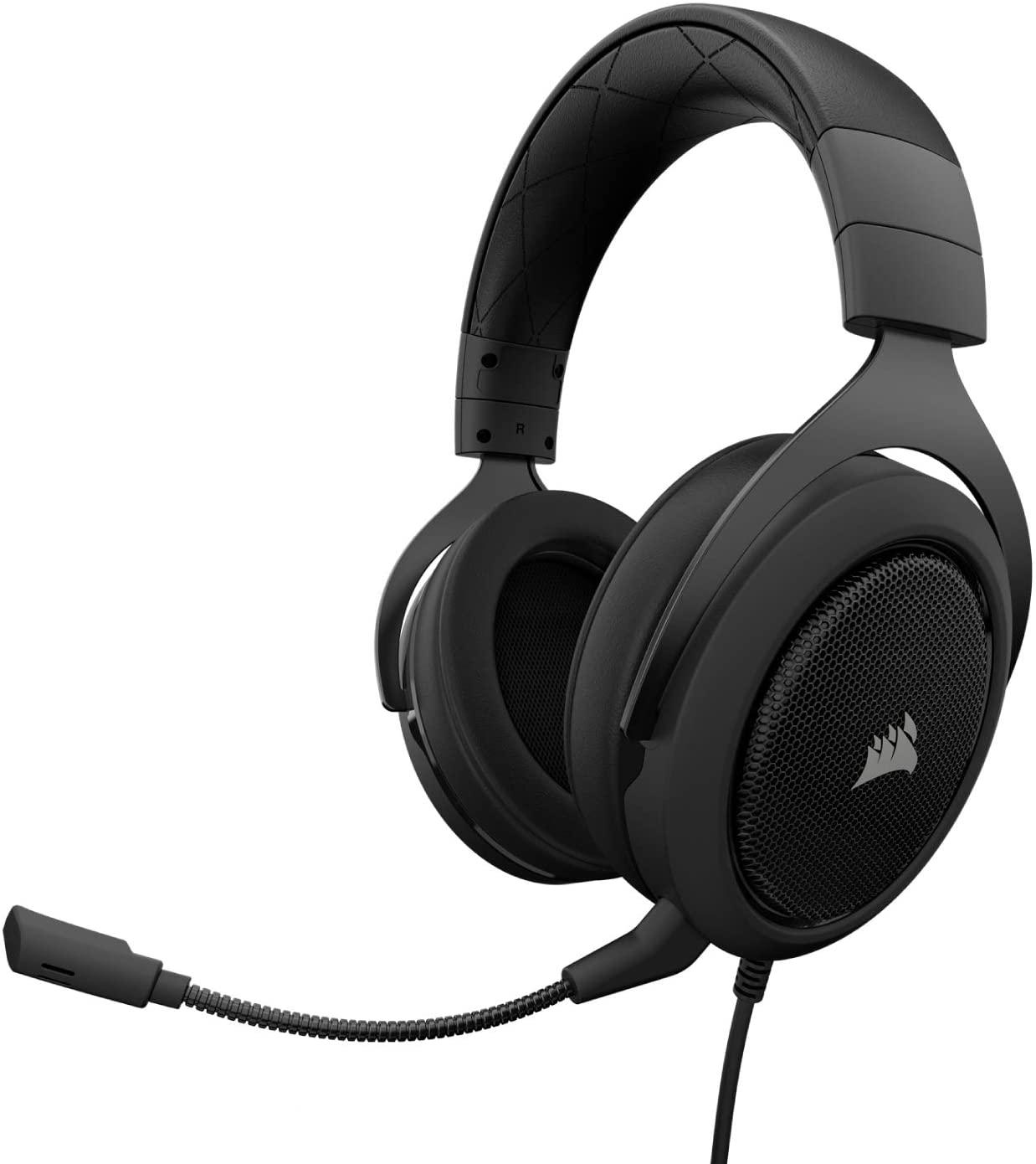Cascos / auriculares Corsair HS50 Stereo con micrófono desmontable