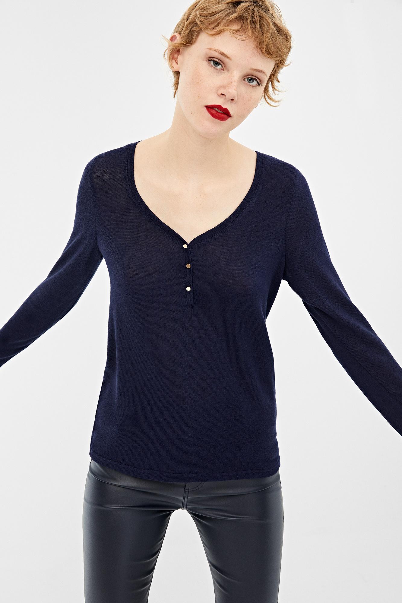 Camisetas manga larga mujer 5,99€