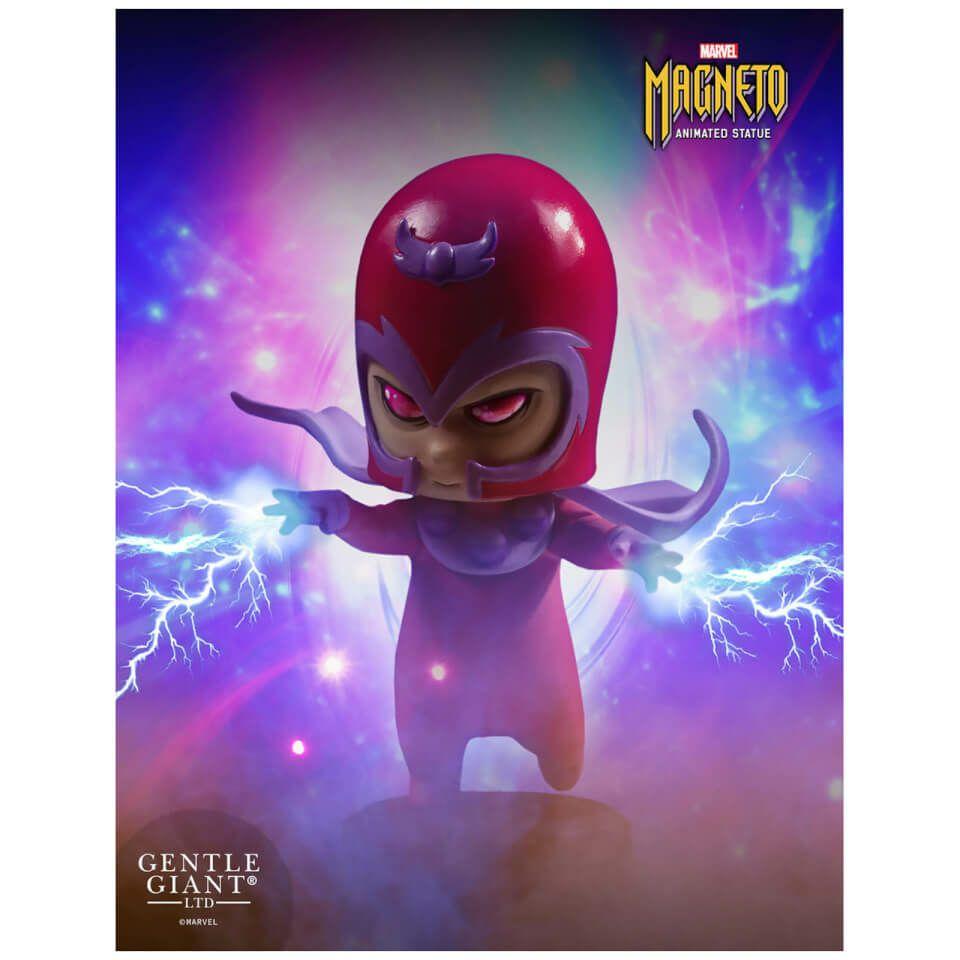 Gentle Giant Marvel X-Men Magneto Animated Statue - 12cm