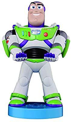 Soporte para cargar móvil o mandos de Buzz Lightyear