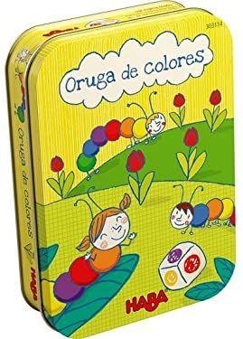 Juego Oruga de colores para l@s más peques