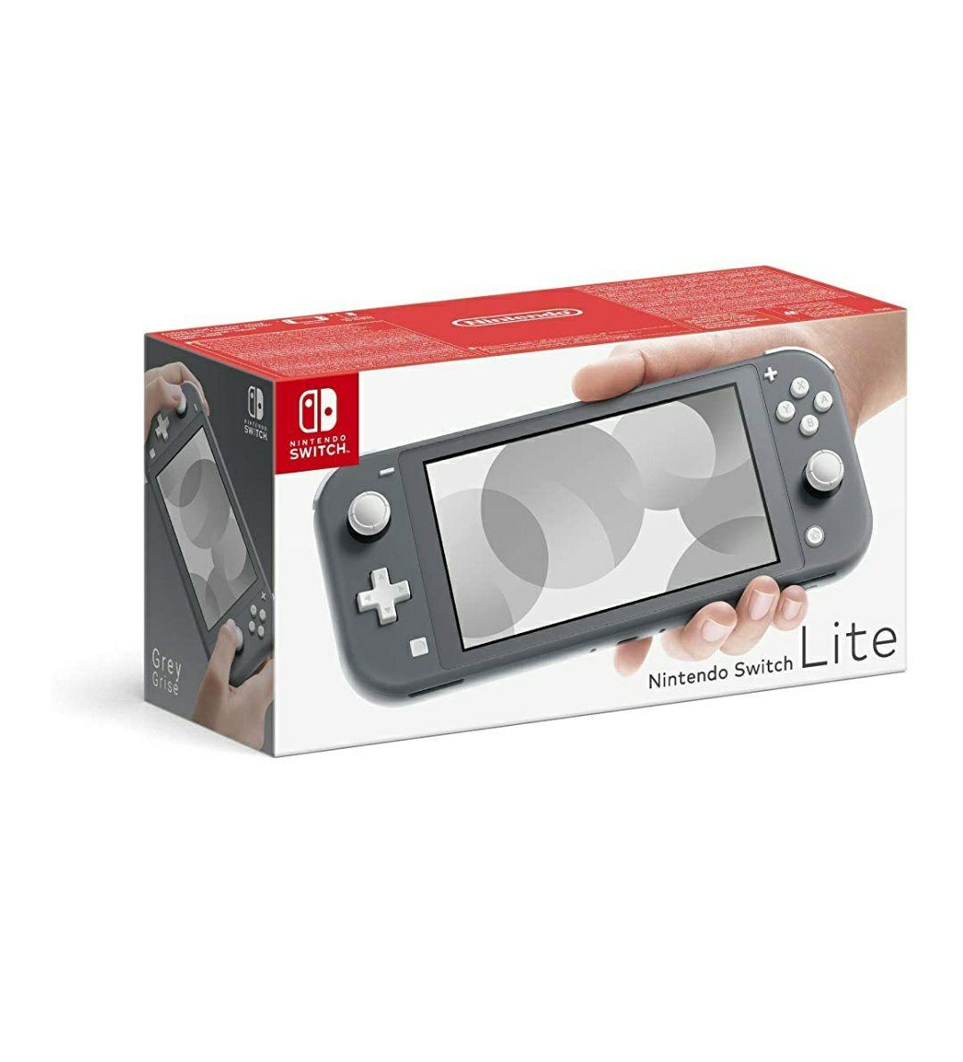 Nintendo Switch Lite color gris