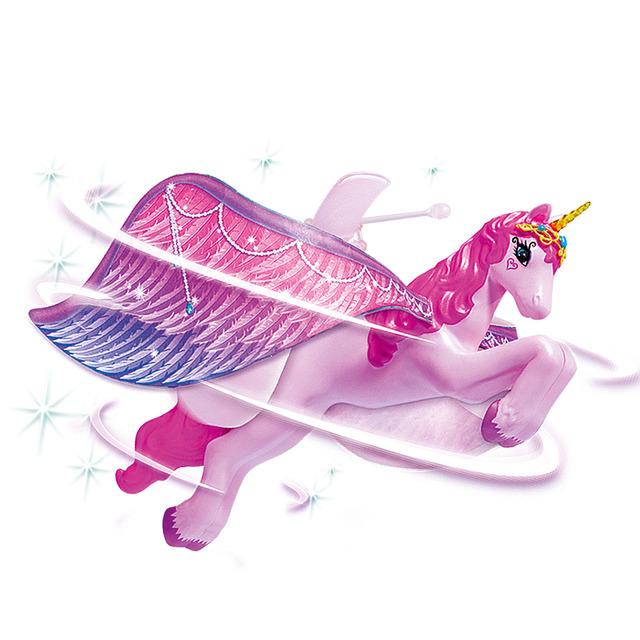 Unicornio mágico volador Flying Fairy Bizak