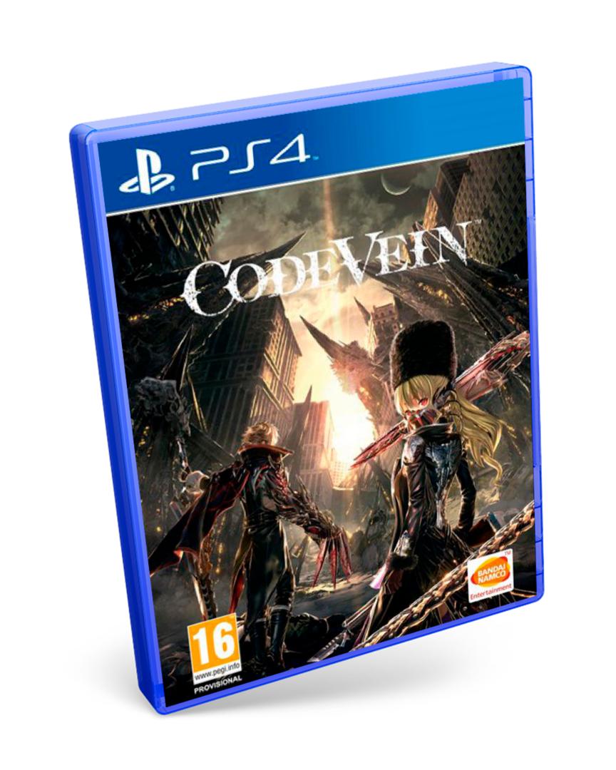 Code Vein. PS4