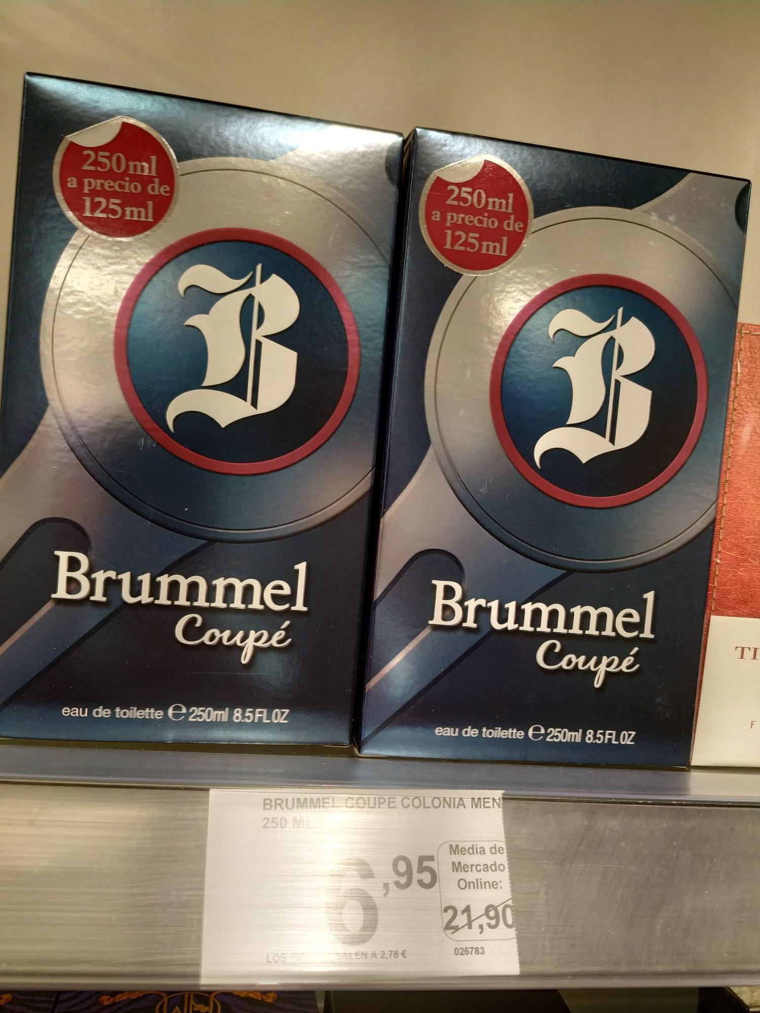 Brummel Coupé. Primaprix
