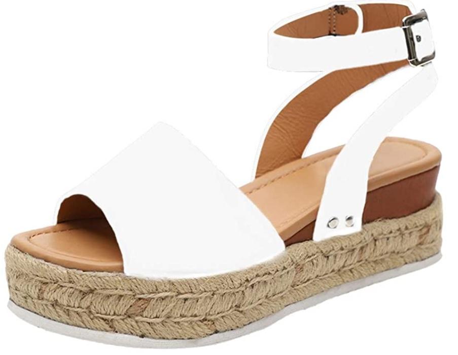 Sandalias para el veranito