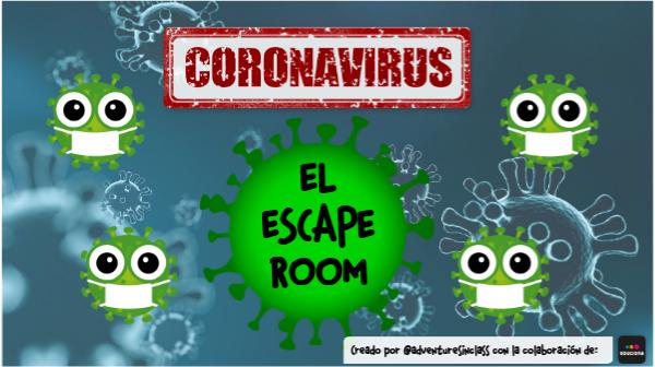 Varios Escape Room para jugar desde casa uno de ellos para los peques