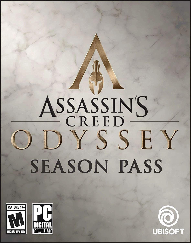 Season pass Assasin's Creed Odyssey