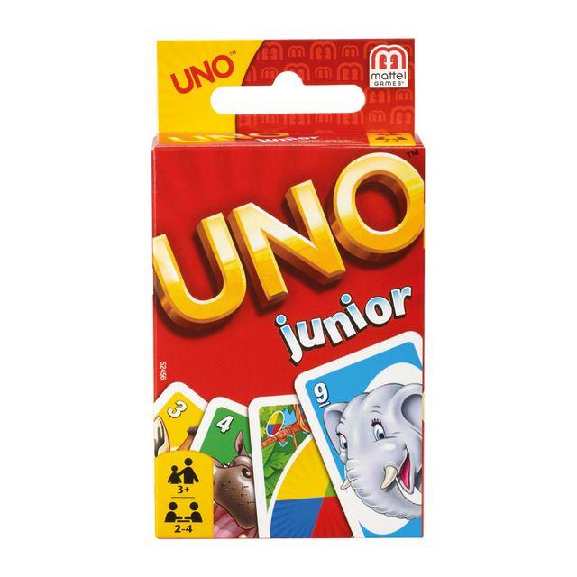 Juego UNO Junior Mattel