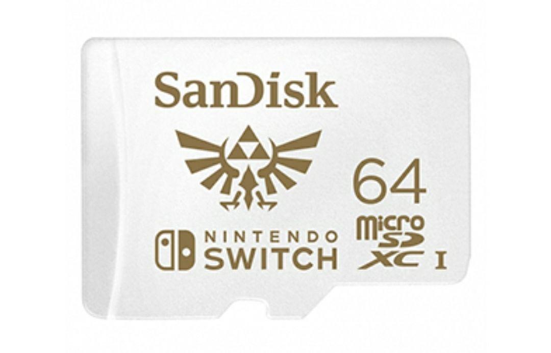 SANDISK 64GB ZELDA