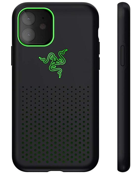 Arctech Pro THS Edition - Carcasa para iPhone 11, Color Negro