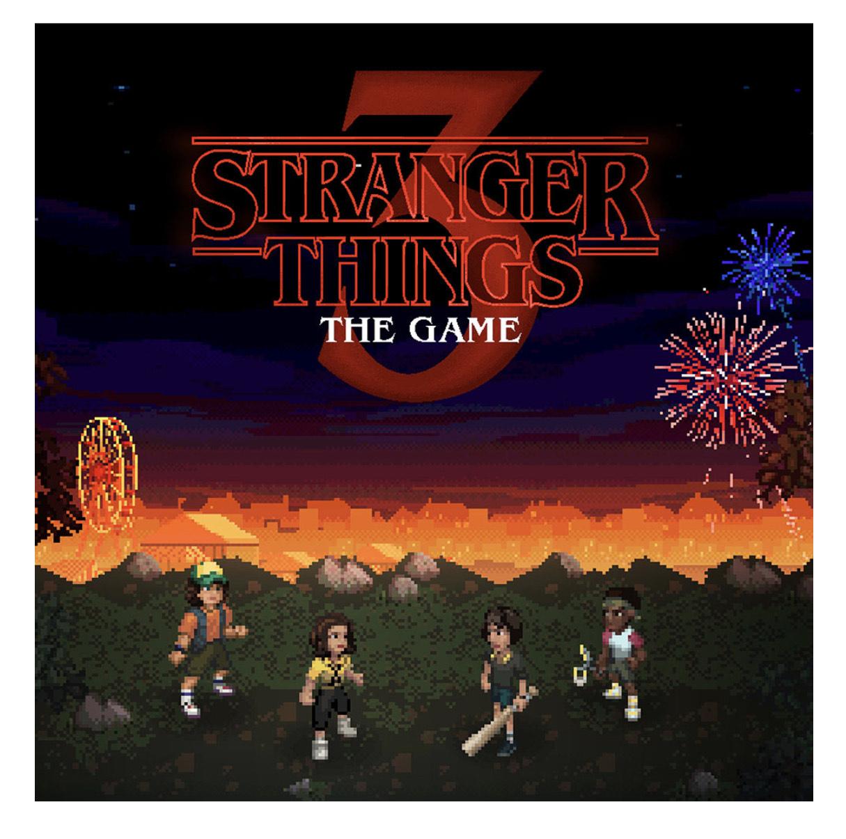 Stranger Things 3 - Nintendo Switch eshop (75% Descuento)