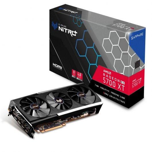 Sapphire Nitro+ Radeon RX 5700 XT 8GB GDDR6