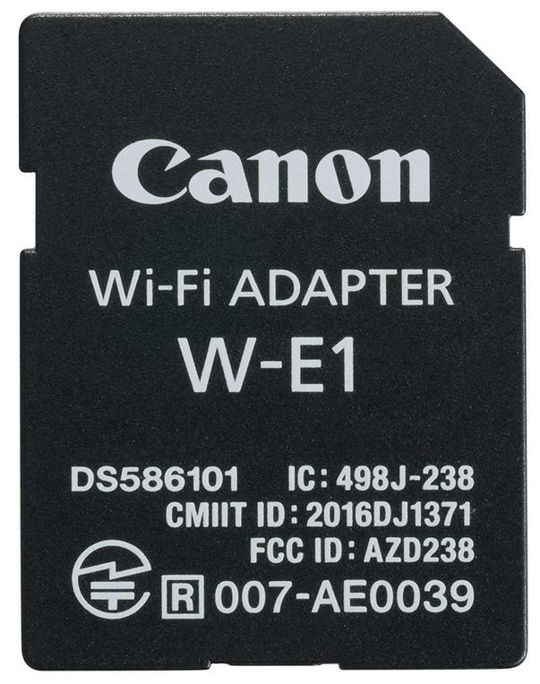 Adaptador WiFi para cámaras Canon (REACO)