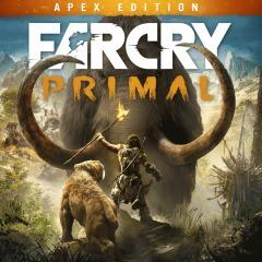 Far Cry Primal. Apex Edition. PS4