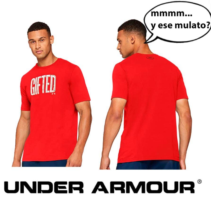 Camiseta Under Armour (Talla L) desde 11,21€