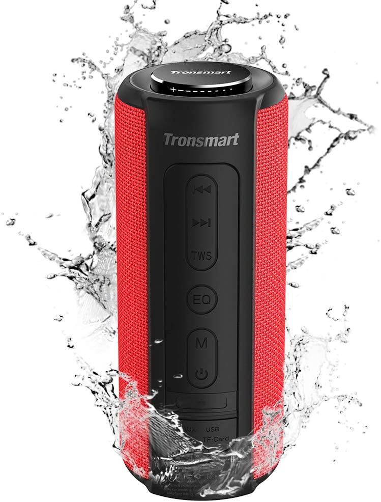 Tronsmart T6 Plus 40W IPX6 TWS solo 36.4€ (desde España)
