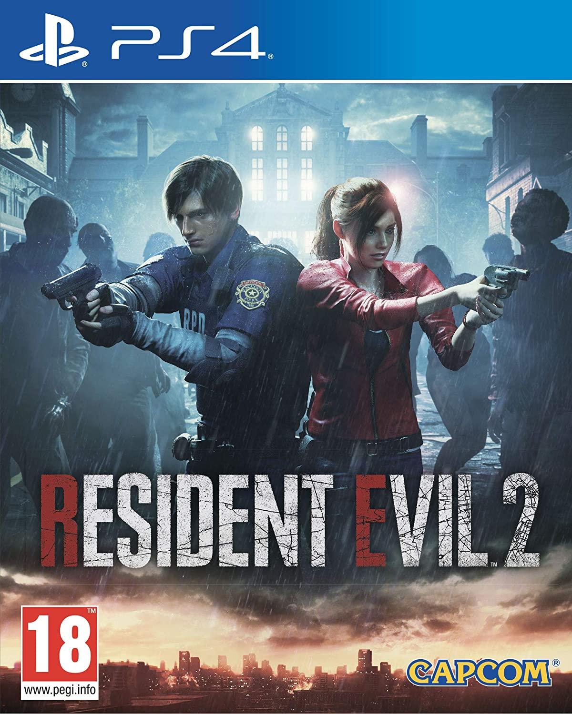 Resident Evil 2 - Edición Estándar PS4