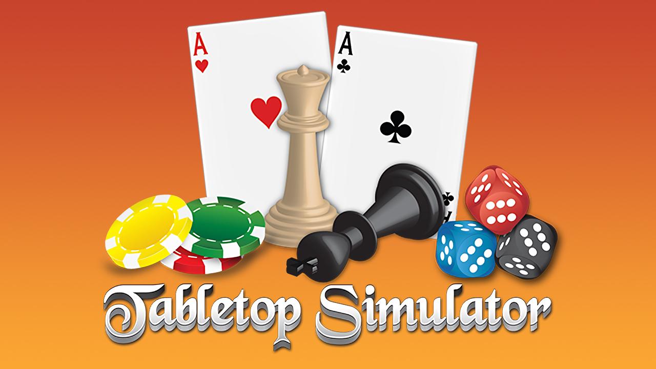 TableTop Simulator PACK-4
