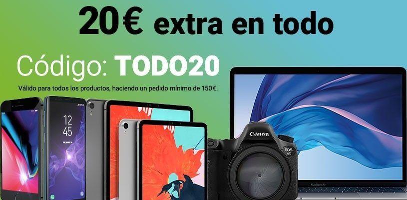 20€ EXTRA al vender en Locompramos