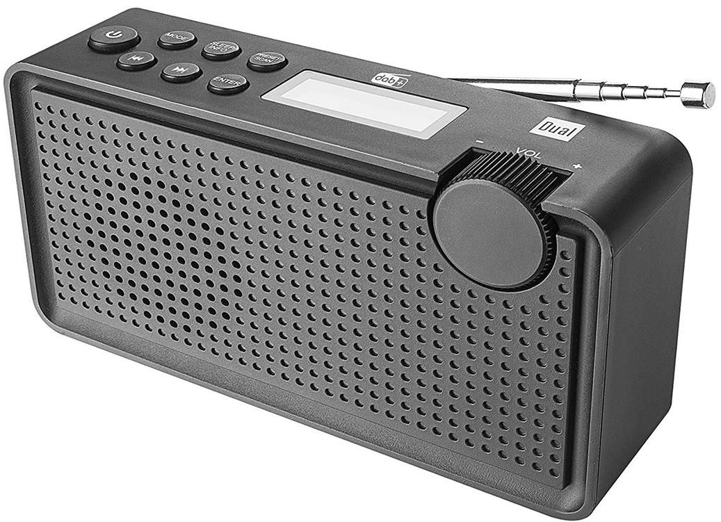 RADIO DUAL (DAB + FM RDS) (REACO)