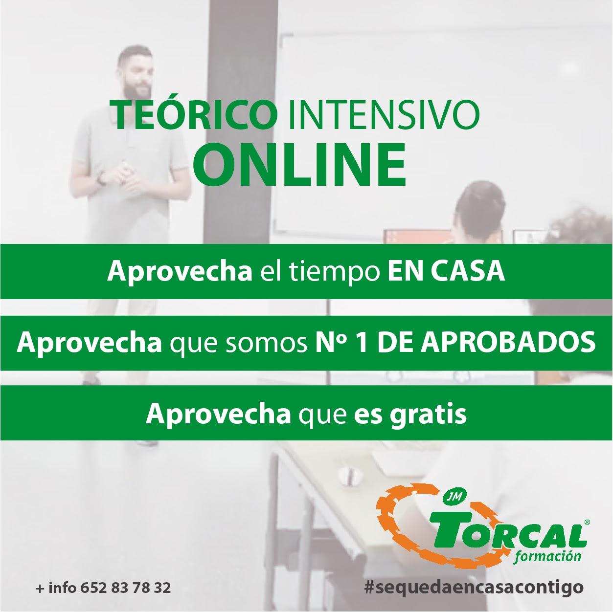 INTENSIVO TEÓRICO CARNET DE CONDUCIR GRATIS (AUTOESCUELA TORCAL)
