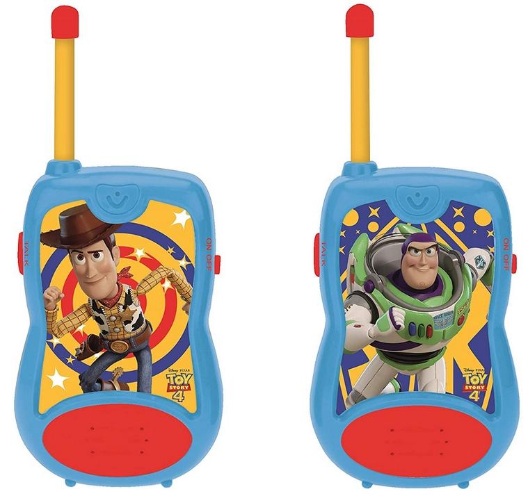 Walkie Talkies de Woody & Buzz (REACO)