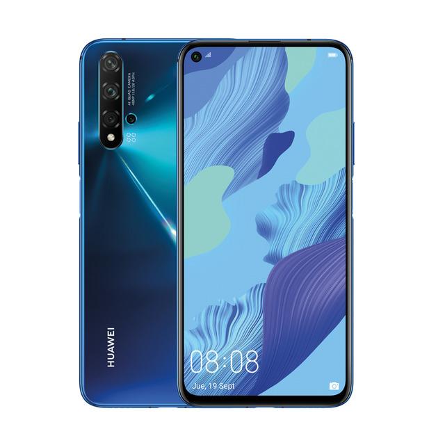 Huawei Nova 5T 128GB + 6GB Azul