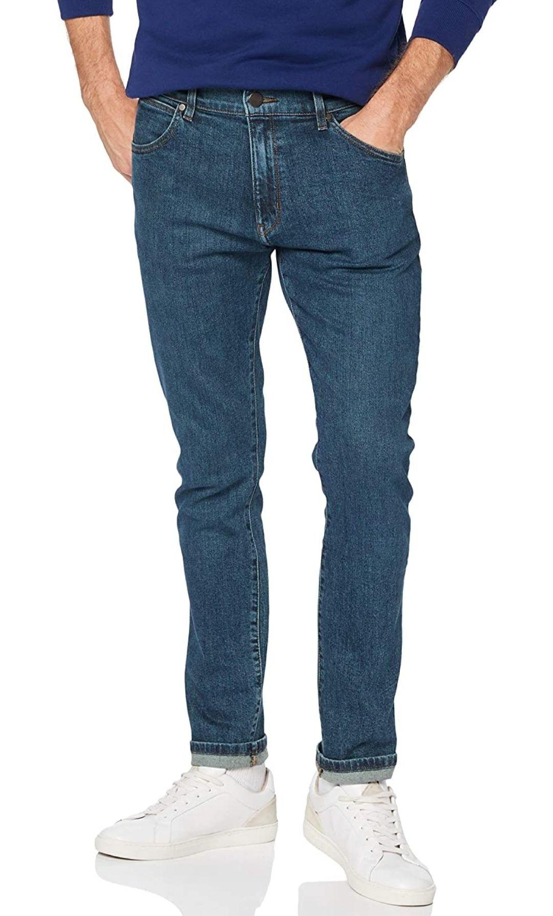 Pantalones Wrangler 32/32 por menos de 16€!