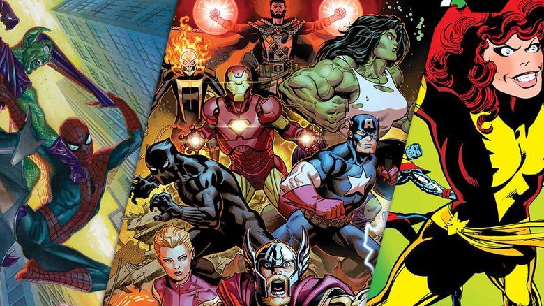 Comics Marvel Gratis desde su página oficial