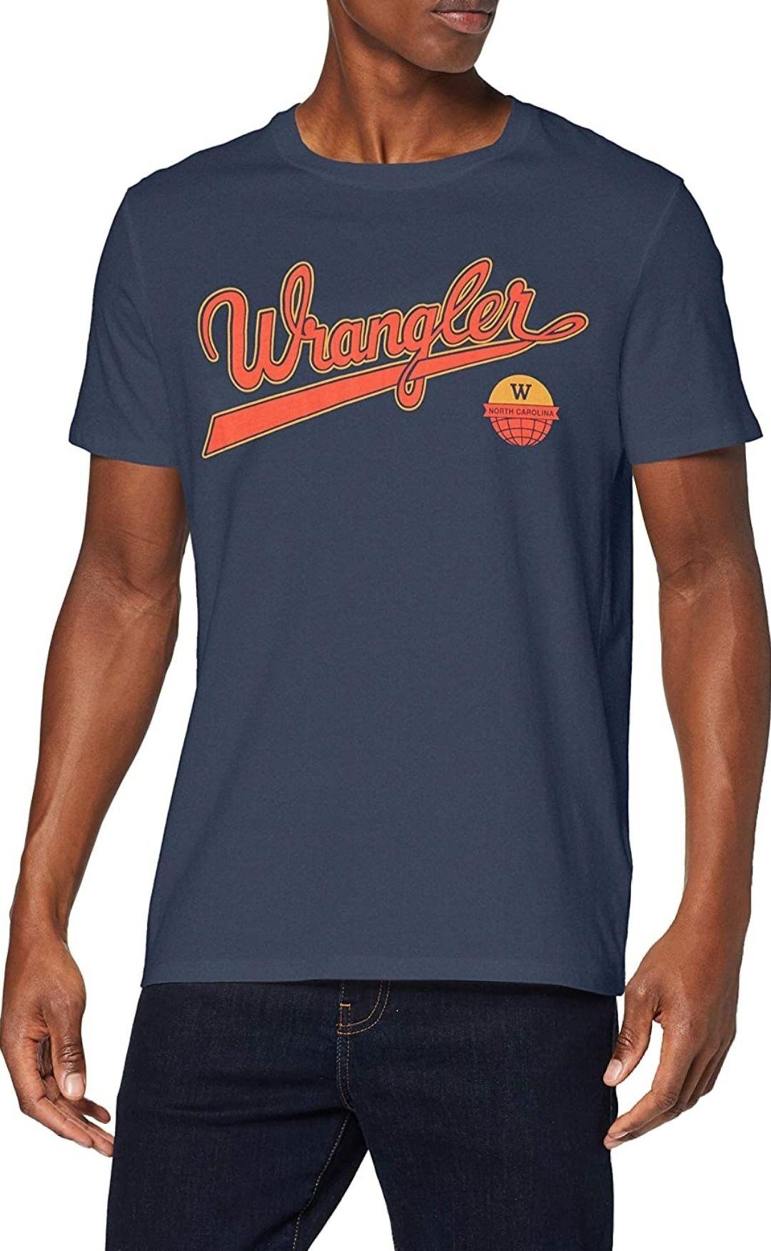 Camiseta Wrangler Talla M por menos de 9€