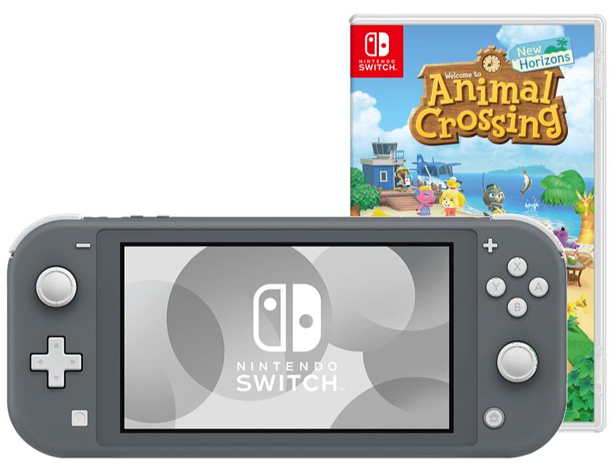 Nintendo Switch Lite + Animal Crossing New Horizons + Envío Gratis
