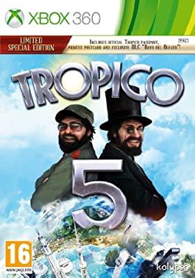 Trópico 5 Límited Special Edition(Xbox 360)