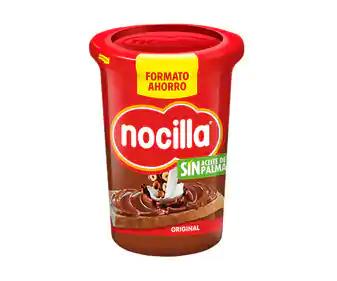 Nocilla CLASICA y BICOLOR 3.20 los 650gr ALCAMPO